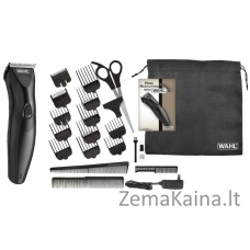 Įkraunama plaukų kirpimo mašinėlė-trimeris Wahl Home Haircut & Beard Hair Clipper & Beard Trimmer 9639-816