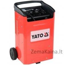 Įkroviklis su paleidėju YATO 50A /340A / 800Ah