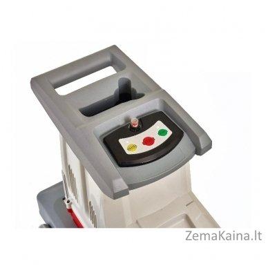 Elektrinis šakų smulkintuvas 3 kW Ikra Mogatec ILH 3000 A 2