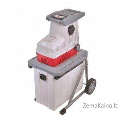 Elektrinis šakų smulkintuvas 3 kW Ikra Mogatec ILH 3000 A 3