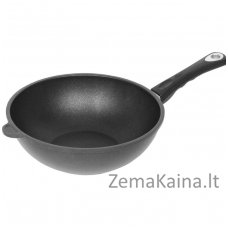 Indukcinė WOK keptuvė AMT Gastroguss I-1128S-E-Z30 Exclusive 28 cm