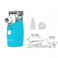 Inhaliatorius  HI-TECH MEDICAL ORO-MESH + įkroviklis