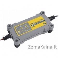 Inverterinis akumuliatorių įkroviklis GYSflash 7A GYS