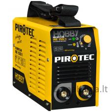 Invertorinis suvirinimo aparatas PIROTEC IGBT MMA 110A/230V (ISE 150/1)