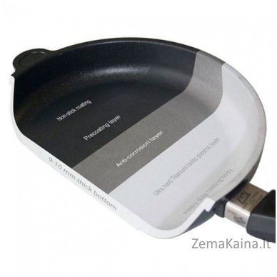 Indukcinė keptuvė AMT Gastroguss I-524-E-Z30 Exclusive 24 cm 3