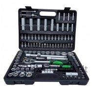 Įrankių raktų ir galvučių komplektas, 108 Dalių, BENSON TOOLS