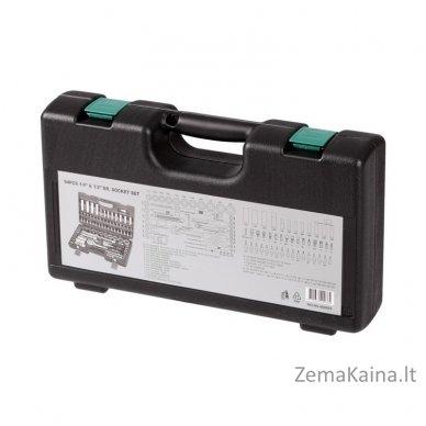 Įrankių komplektas Honiton H5-402094 1/4'' + 1/2'' 94 dalių 2