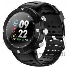 Išmanusis GPS laikrodis DT NO.1 F18 (Juoda)