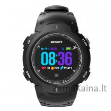 Išmanusis laikrodis DT NO.1 F13 (Juoda)
