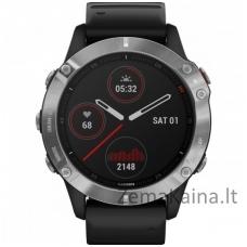 Išmanusis laikrodis GARMIN Fenix 6 Silver/Black