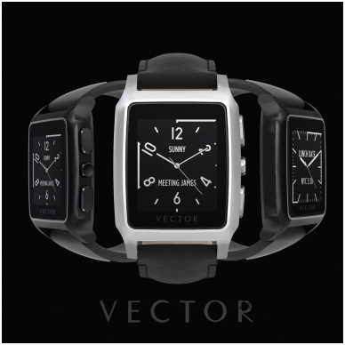 Išmanus laikrodis VECTOR MERIDIAN 2
