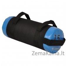Jėgos maišas inSPORTline FitBag - 15 kg