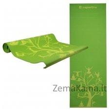 Jogos kilimėlis inSportline Spirit žalias