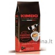 Kavos pupelės KIMBO Espresso Napoletano, 1 kg