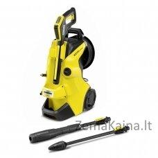 Kärcher K 4 PREMIUM POWER CONTROL  420 l/h Juoda, Geltona