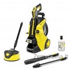 Kärcher K 5 Power Control Home  500 l/h Black, Yellow