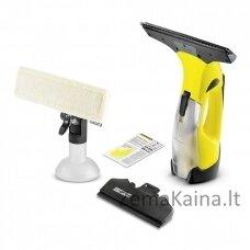 Kärcher WV 5 Premium elektrinis langų valytuvas Juoda, Geltona 0,1 L