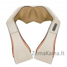 Kaklo ir pečių Shiatsu masažuoklis su šildymo funkcija B001