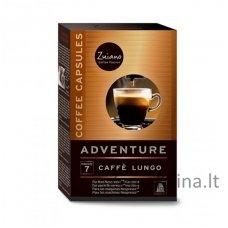 NESPRESSO Zuiano Adventure Caffè Lungo, 10 kavos kapsulių