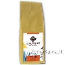 Kavos pupelės Sorpreso D'ORO (250 g)