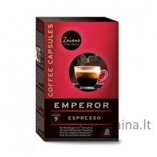 NESPRESSO Zuiano Emperor Espresso, 10 kavos kapsulių