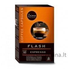 NESPRESSO Zuiano Flash Espresso, 10 kavos kapsulių