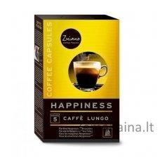 NESPRESSO Zuiano Happiness Caffe Lungo, 10 kavos kapsulių