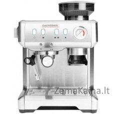Kavos aparatas Gastroback Design Espresso Advanced Barista 42619