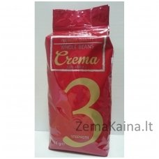 Kavos pupelės Crema 500 g
