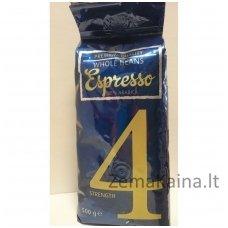Kavos pupelės Espresso 500 g