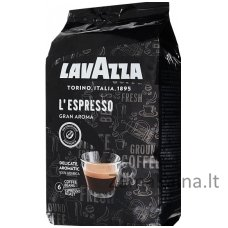 Kavos pupelės LAVAZZA L'espresso GRAN AROMA