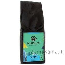 Kavos pupelės SORPRESO Caffe 0.5 kg