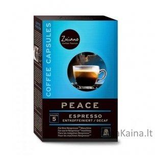 NESPRESSO Zuiano Peace Espresso, 10 kavos kapsulių
