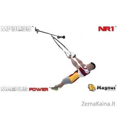 Kampinis skersinis MAGNUS® MP3038 5