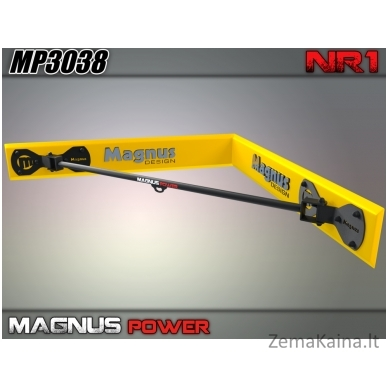 Kampinis skersinis MAGNUS® MP3038