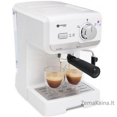 Kavos aparatas MASTER Coffee MC505WT 2