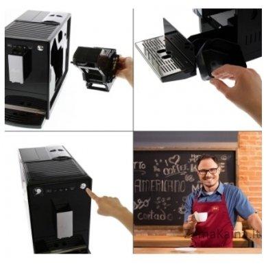 Kavos aparatas MELITTA E950-101 Solo juodas espresso 3