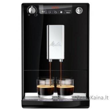 Kavos aparatas MELITTA E950-101 Solo juodas espresso