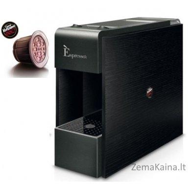 Kavos aparatas VERGNANO Tre Espresso Black