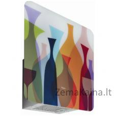 Keičiamas stiklinis fasadas AGPA 003 CB