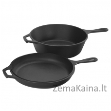 Ketaus rinkinys Lodge Combo Cooker LDLCC3, 2,8 l