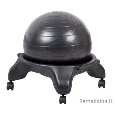 Kėdė su kamuoliu pusiausvyros lavinimui inSPORTline G-Chair Basic 2