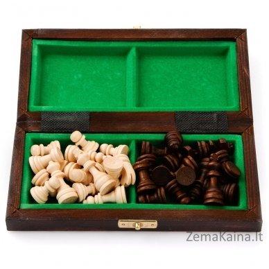 Kišeniniai šachmatai Magiera 24336 3