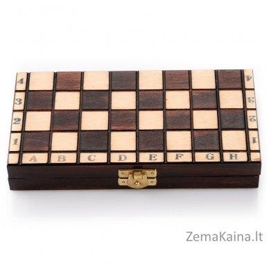 Kišeniniai šachmatai Magiera 24336 2