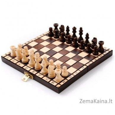 Kišeniniai šachmatai Magiera 24336 5
