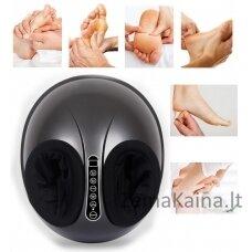 Kojų masažuoklis F905 pilkas
