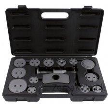 Kompl. stabdžių cilindriukui sukti atgal, 15 vnt., KS tools