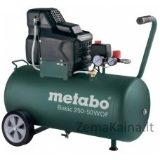Kompresorius Basic 250-50 W OF, Metabo