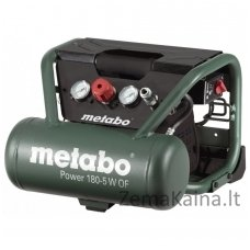KOMPRESORIUS POWER Metabo 180-5 W OF, OILFREE