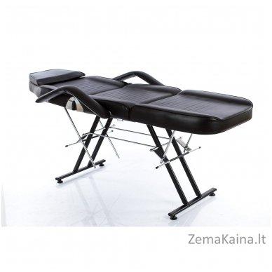 Kosmetologinis krėslas Restpro B-1 Black 3